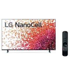 "LG - Televisor 50"" LG NanoCell 4K Ultra HD ThinQ AI 50NANO75SPA (2021)"