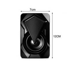 GENERICO - Parlantes Gamer D4500 Dreizt RGB