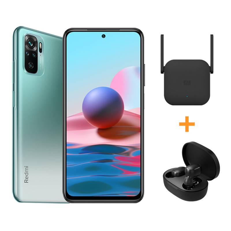 XIAOMI - Redmi Note10-5G Earbuds2+Wifi Range