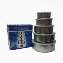 GENERICO - Tazones de Aluminio Set