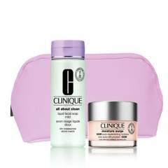 CLINIQUE -  Set Limpieza Facial - Piel Mixta Seca