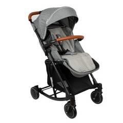 INFANTI - Coche Cuna Compacto Rocking Grey