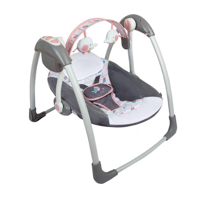 INFANTI - Silla Nido Swing Rosada