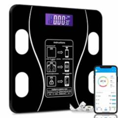 SM - Balanza Digital Inteli. Bluetooth +2 Pilas AAA