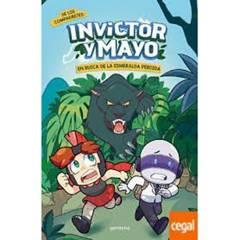 PENGUIN - Invictor y Mayo en busca de la esmeralda perdida