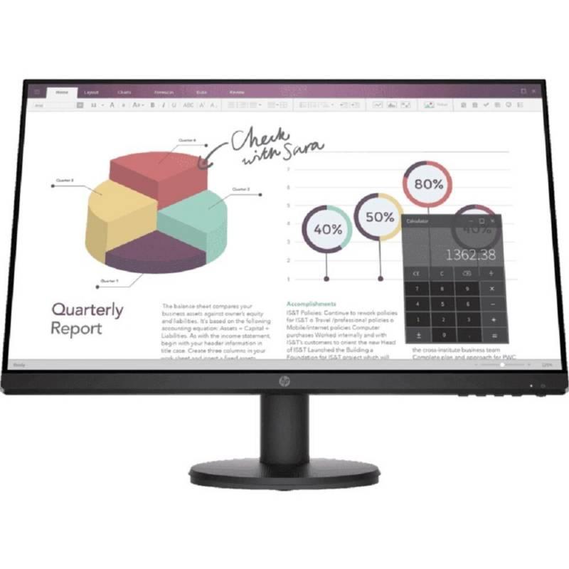 """HP - Monitor P24V G4 23.8"""" 1920x1080 IPS VGA/HDMI"""