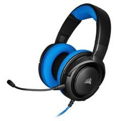 CORSAIR - GAMING HEADSET HS35 STEREO BLUE