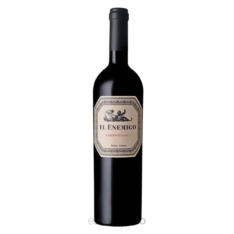 EL ENEMIGO - Vino El Enemigo Cabernet Franc 750ml