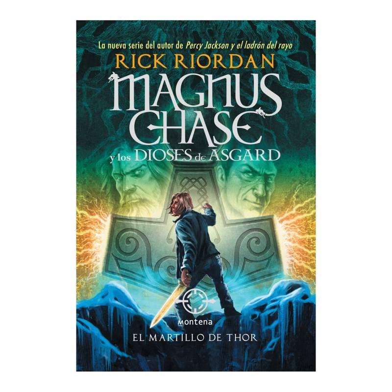 PENGUIN - Magnus Chase y los Dioses de Asgard - El martillo de Thor