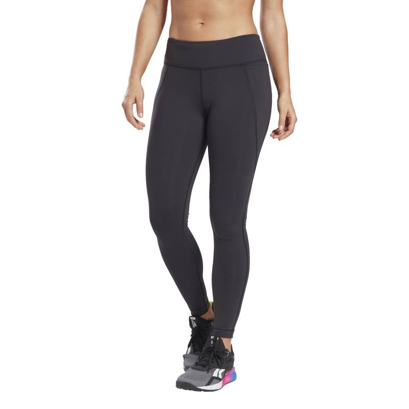 REEBOK - Malla Deportiva Lux Leggings Training Mujer