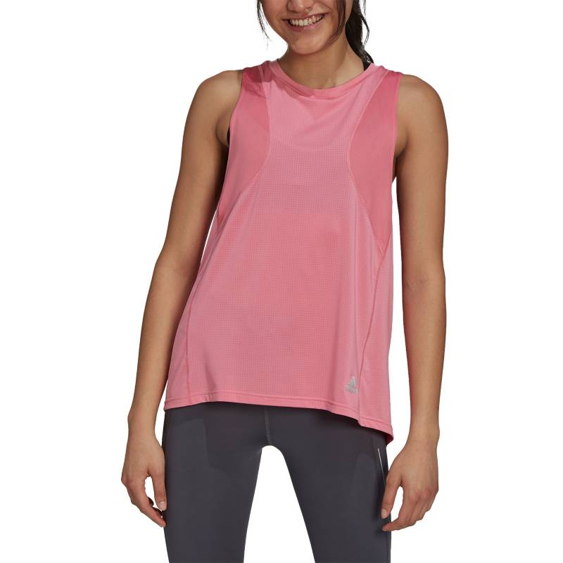 Adidas - Polo BVD Own The Run Tank Top Running Mujer
