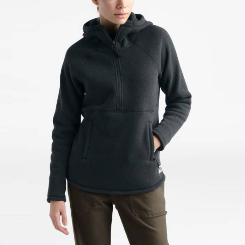 THE NORTH FACE - Polar Crescent Hooded Outdoor Mujer