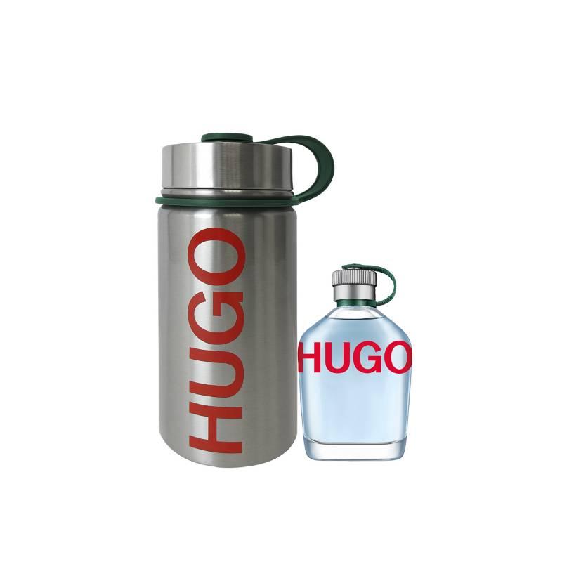 HUGO BOSS - Hugo Boss Pack Hugo Man Edt 125 ml + Mug de acero Hugo Boss