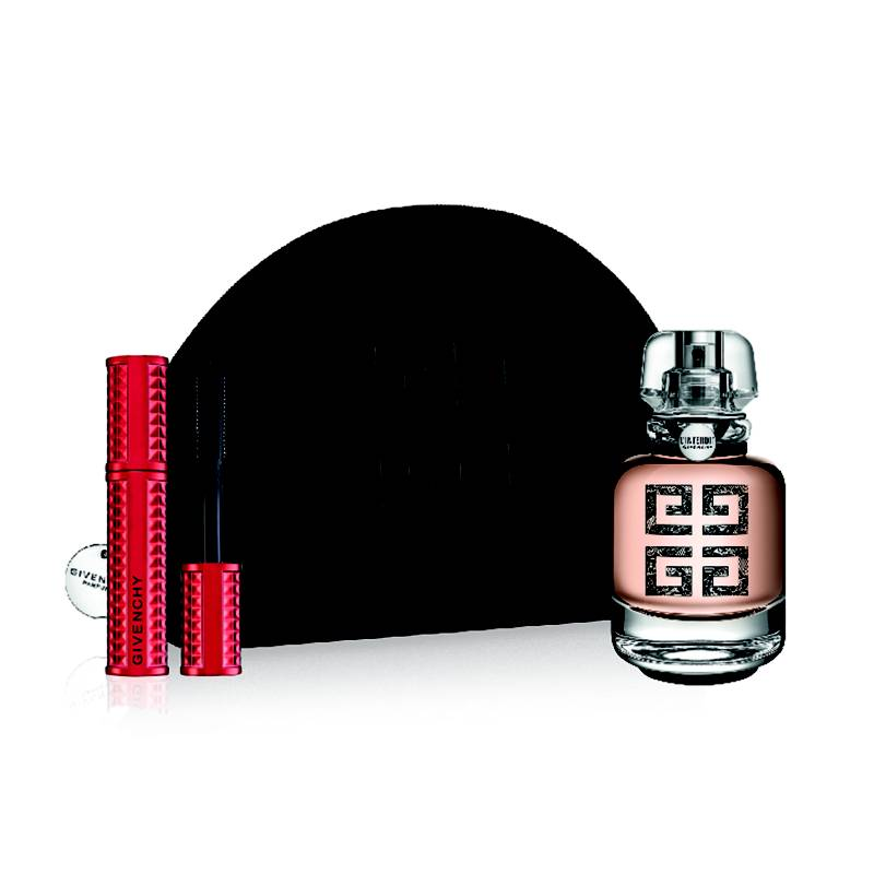 GIVENCHY - L'interdit Couture EDP 50 ml + Mini Máscara de pestañas + Neceser