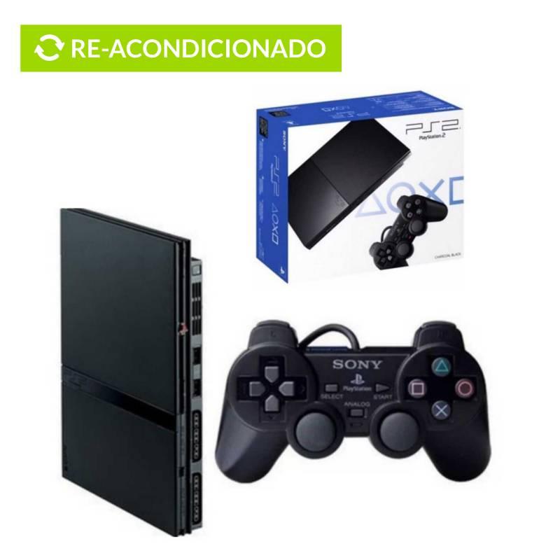 SONY - Consola PS2 Reacondicionado