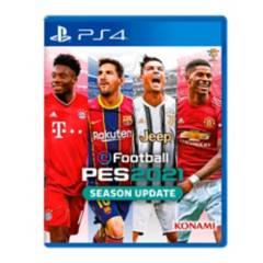 PLAY STATION - PES 2021 - Season Update