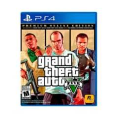 PLAY STATION - Grand Theft Auto V (Premium Edition)