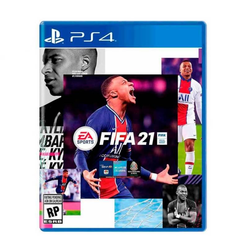 PLAY STATION - Fifa 21