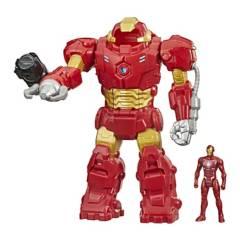 MARVEL - Figura y Armadura Marvel Avengers Heroes