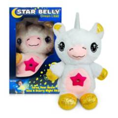 SM - Peluche con Luces Star Belly Dream - Blanco