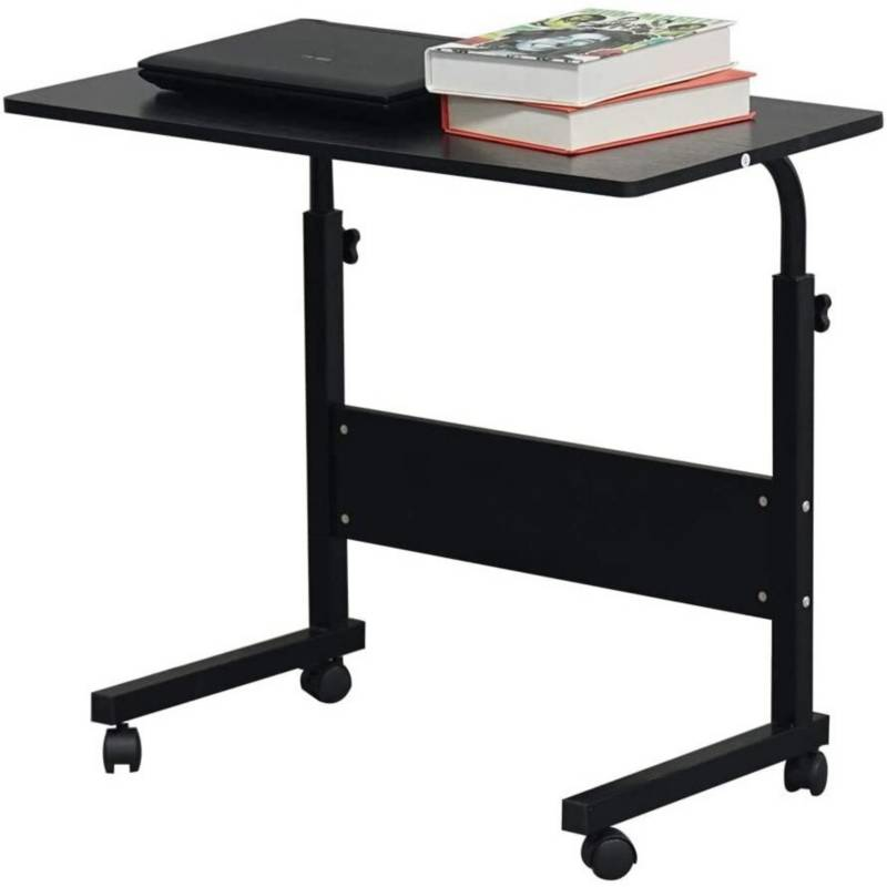 OTTOWARE - Mesa Ajustable con Ruedas para Laptop