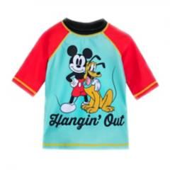 DISNEY - Ropa de Baño Superior Mickey Mouse