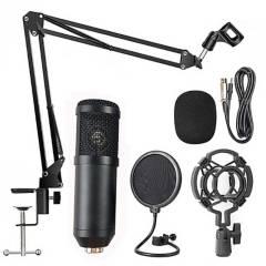 GENERICO - Micrófono Profesional USB Condensador