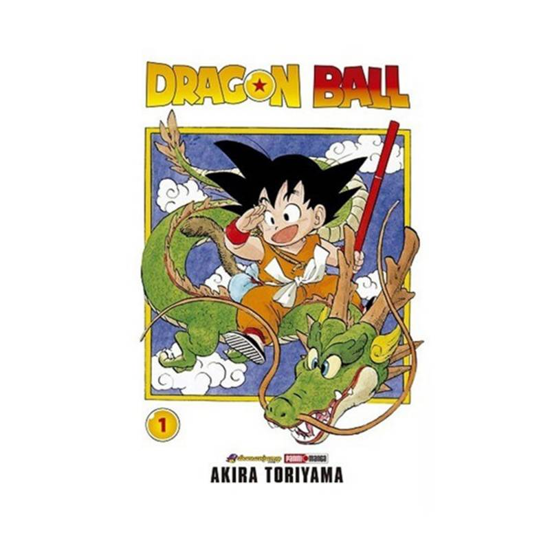 PANINI - Dragon Ball Vol. 1