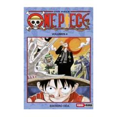 PANINI - One Piece Vol. 4