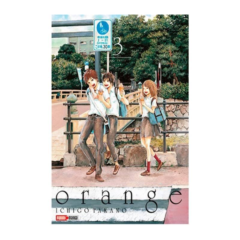 PANINI - Orange Vol. 3