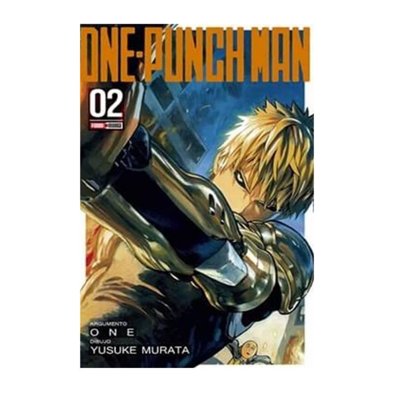 PANINI - One-Punch Man Vol. 2