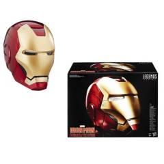 HASBRO - Casco Electronico Iron Man Avengers Legends