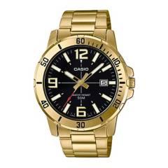 CASIO - Reloj Analógico Hombre MTP-VD01G-1B Casio