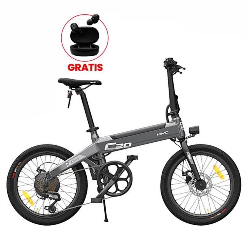 XIAOMI - Bicicleta Eléctrica Himo + EarBuds Basic 2