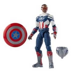 AVENGERS - Marvel Legends Capitan America Sam Wilson