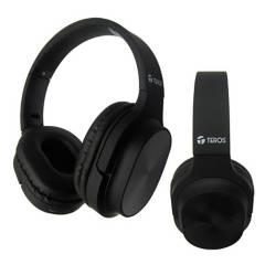 TEROS - Audifono Microfono Bluetooh Recargable Te8080