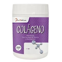 OLEMART - Polvo Colágeno con Cartílago y Glucosamina