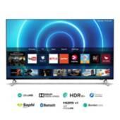 "PHILIPS - Televisor 70"" Borderless 4K Ultra HD Smart TV 70PUD7625"