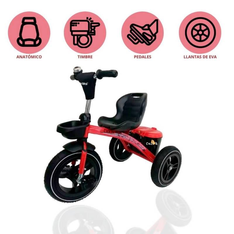 DOUX BEBE - Triciclo Chavo Trike