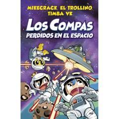 MARTINEZ R - Los Compas perdidos en el espacio