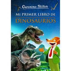 DESTINO - Mi primer libro de dinosaurios