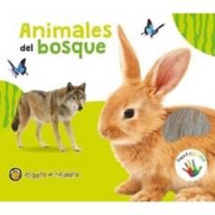 PENGUIN - Toco y descubro Animales del Bosque