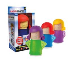 SM - Limpiador para Microondas a Vapor Angry Mama