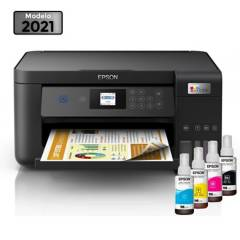 EPSON - Impresora Multifuncional Duplex EcoTank L4260