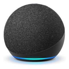 AMAZON - Amazon Echo Dot 4 Parlante Inteligente con Alexa Negro