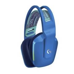 LOGITECH - Audífono c/ Microf. G733 BLUE