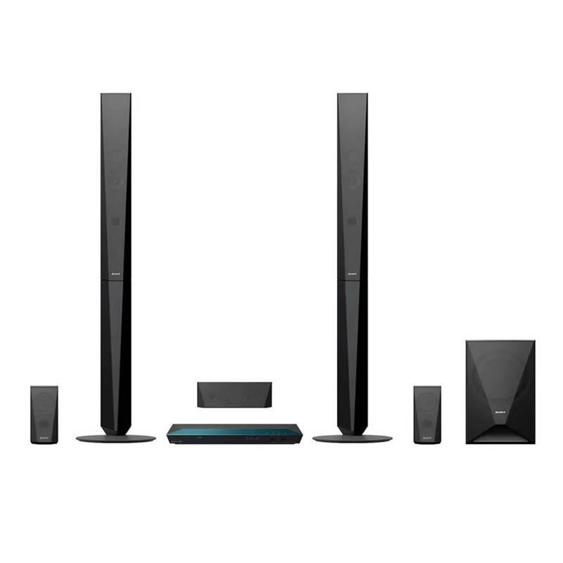 SONY - Home Theater Blu - Ray 3D y Bluetooth BDV - E4100