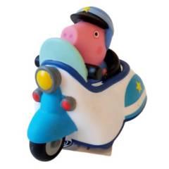 PEPPA PIG - Mini Vehiculo de Peppa