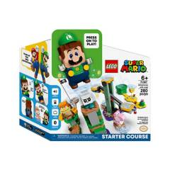 LEGO - Pack Inicial Aventuras Con Luigi