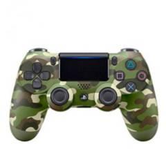 PLAY STATION - Control Playstation  Dualshock 4 Green Camo